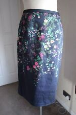 Monsoon Knee Length Floral Plus Size Skirts for Women