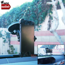 360 Rotating Windscreen Windshield Car/Truck Mount Holder Fit Apple iPhone 5/5S