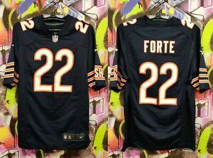 Chicago Bears Matt Forte #22 GSH NFL Football Jersey Shirt Top Nike Mens Size S