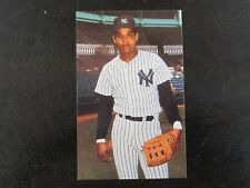 1985 Tcma New York Yankees Vic Mata Postcard