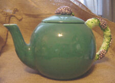 Department Dept 56 Vineyard Grape Design Teapot Tea Pot Cheryl Johnson vtm