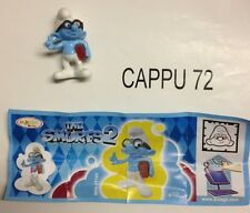 Schtroumpfs 2 Nouveau 2013-puffo Quattrocchi + Carte Ft123