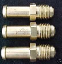 "STROMBERG 97 HOLLEY 94  flathead hot rat rod tri power 3/8""hose fitting (FF-1P)"