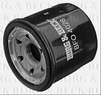 BORG & BECK OIL FILTER FITS MAZDA 3 SALOON 1.6 77KW