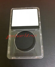 Transparent Clear Front Faceplate Housing Case Cover for iPod 5th Video 30/80GB