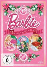 Barbie - 3 Weihnachtsfilme Box (3 DVDs)