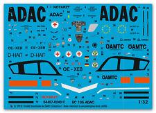 Peddinghaus  1/32 1299 EC 135 ADAC und Öamtc Rettungshubschrauber
