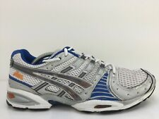 Asics Gel-Nimbus TN635 Grey Knit Running Trainers Gym Sports Shoes Mens UK 10.5