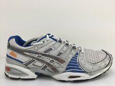 Asics Gel-Nimbus TN635 gris de punto Correr Zapatillas Gimnasio Zapatos Deportivos Para Hombre UK 10.5