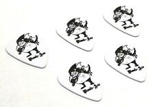 5 PACK Bloode-Axe brand heavy picks 0.96mm for electric guitar bass acoustic