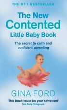 The New Contented Little Baby Book,Gina Ford