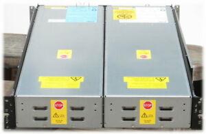 EMC² AA23540 USV UPS 2x 2200VA 2x 2200W Standby Power Supply (Akku defekt)