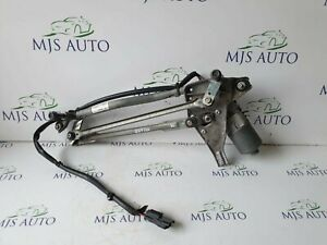 PEUGEOT 207 09-12 3DR FRONT WIPER MOTOR AND LINKAGE 9650380880  96 503 808 80