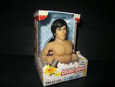 "Celebriduck ""Bruce Lee"" 4.5"" Celebrity Vinyl Rubber Duck Limited Edition New"