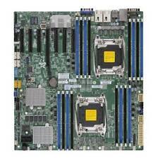 Supermicro X10DRH-CT-B Dual LGA2011/ Intel C612/ DDR4/ SATA3&SAS3&USB3.0/