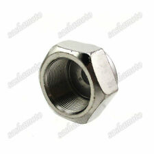 Fork Triple Tree Steering Stem Nut Cover Cap 50 110 125 150 160 cc SSR Dirt Bike