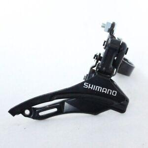 Shimano Tourney FD-TZ30 7/6 42T Front Derailleur Bike Bicycle Parts  Bottom pull