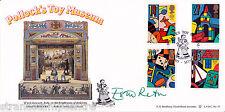 1989 Games & Toys - Bradbury Official - Signed by ESTER RANTZEN