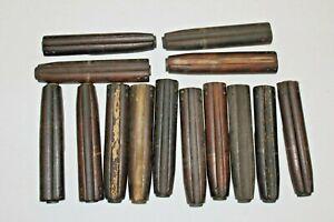 1 M1 Carbine Wood Handguard 4 Rivet FAIR to GOOD Shape #B26