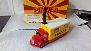 PINDER Circus Kitchen / Cuisine Unic 51 TRUCK Diecast MODEL 1:43 Boxed * SALE