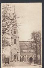 Middlesex Postcard - Brentford - St Paul's Church     RS7298