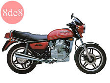 Honda CX 500 (1986) - Workshop Manual on CD