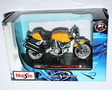 Maisto - DUCATI SPORT 1000 Motorbike - Model Scale 1:18