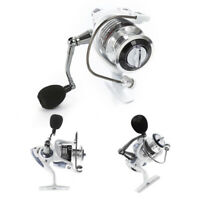 1X(LIE YU WANG 13 + 1BB Gear Ratio 5.2: 1 Mulinello da pesca Spinning con mD3R8)
