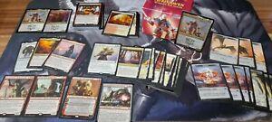 Magic the Gathering Strixhaven Commander Kundhort-Vermächtnis Deutsch, gebraucht