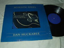 DAN HUCKABEE Acoustic Steel (1980) LP Private Bluegrass Guitar Ridge Runner