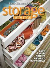 Better Homes and Gardens Home: Storage with Style 31 by Better Homes and Garden…
