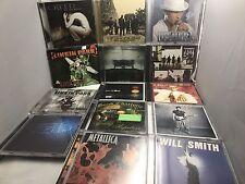 Lot of 14 CD's, Alternative & R&B, Metallica, Linkin Park, 311, Usher, Blink-182
