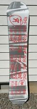 2021 MENS RIDE KINK SNOWBOARD 151 151cm Twin Hybrid Camber performance core used