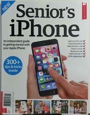 Seniors iPhone UK Issue 6 300 + Tips & Tricks Inside Apple FREE SHIPPING sb