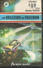 Les Veilleurs de Poséidon.Jimmy GUIEU.Anticipation 602      SF29