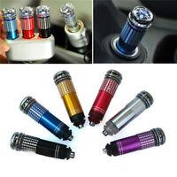 Universal Auto Car Fresh Air Ionic Purifier Oxygen Bar Ozone Ionizer Cleaner 1PC