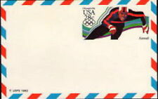 28¢ Postal Card SC# UXC21 Speed Skater; Mint; Free Shipping