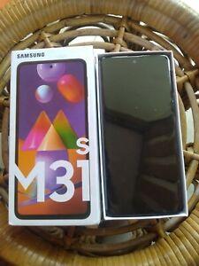 Samsung galaxy m31s smartphone 6Ram ,128 GB