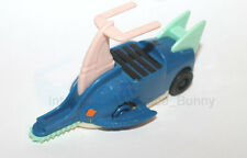 Takara Battle Beasts Laser Beast Beastformers Blue Sawtooth Sled Vehicle