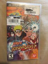 Naruto Shippuden: Kizuna Drive (Sony PSP, 2011)