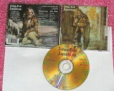 JETHRO TULL - Aqualung - Rare DCC Gold PROMO Disc CD Living Past Original Master