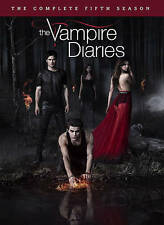 The Vampire Diaries:The Complete Fifth Season 5 Five (DVD, 2014) New and Sealed!