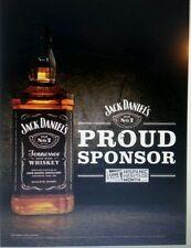 Jack Daniels Hispanic month poster 18 by 26