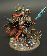 Games Workshop Abaddon the Despoiler COMMISSION Pro Painted