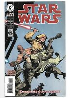 Star Wars #17 - Dark Horse Comics (2000) - First Appearance of Quinlan Vos