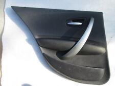 BMW 118 D E87 90KW RICAMBIO PANNELLO INTERNO PORTA POSTERIORE SINISTRA 514871609