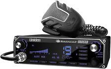 Uniden Bearcat 980 CB Radio with Sideband and WeatherBand NOAA Weather Alert