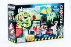 PLAYMOBIL® 9222 Ghostbusters Slimer mit Hot Dog Stand mit Figuren NEU / OVP