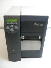 Zebra Z4M Thermal Barcode Label Printer