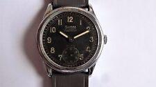 SILVANA WW2 German Wehrmacht Military vintage watch
